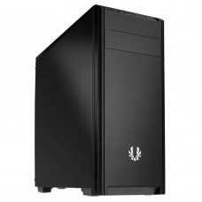 BitFenix Nova Mid Tower 1 x USB 3.0 / 1 x USB 2.0 Solid Side Panel Version Black Case