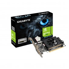 Gigabyte NVIDIA Geforce GT710 1GB DDR3 Low Profile DVI-D HDMI VGA Graphics Card