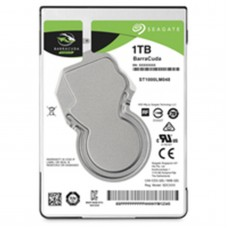 "Seagate BarraCuda ST1000LM048 1TB 2.5"" 5400RPM 128MB Cache SATA III Internal Hard Drive"
